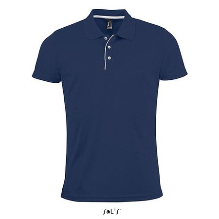 Sol's Dames Sports Polo Shirt Performer