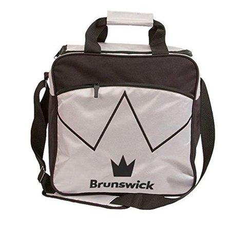 Brunswick Blitz Single Bag Silver