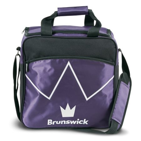 Brunswick Blitz Single Bag Paars