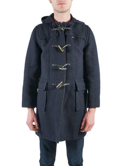 Vintage Coats: 70's Car Coat / Duffle Coats