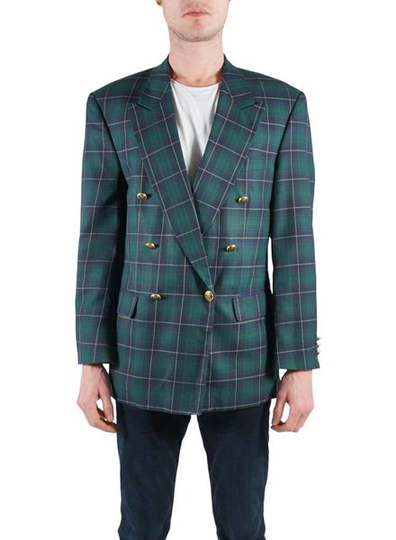 Vintage Jackets: Double Breasted Jackets Men