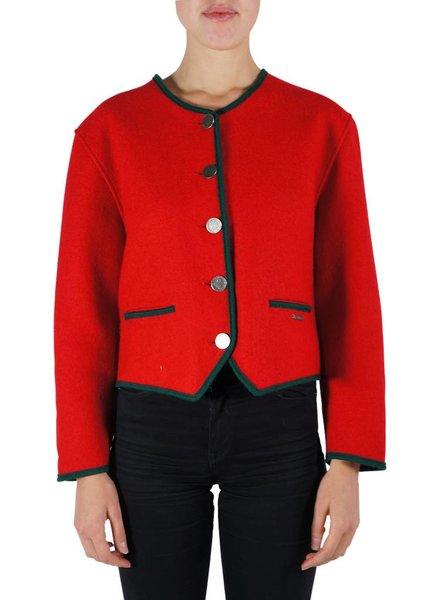 Tricot Vintage: Cardigans / Pulls Tyroliennes