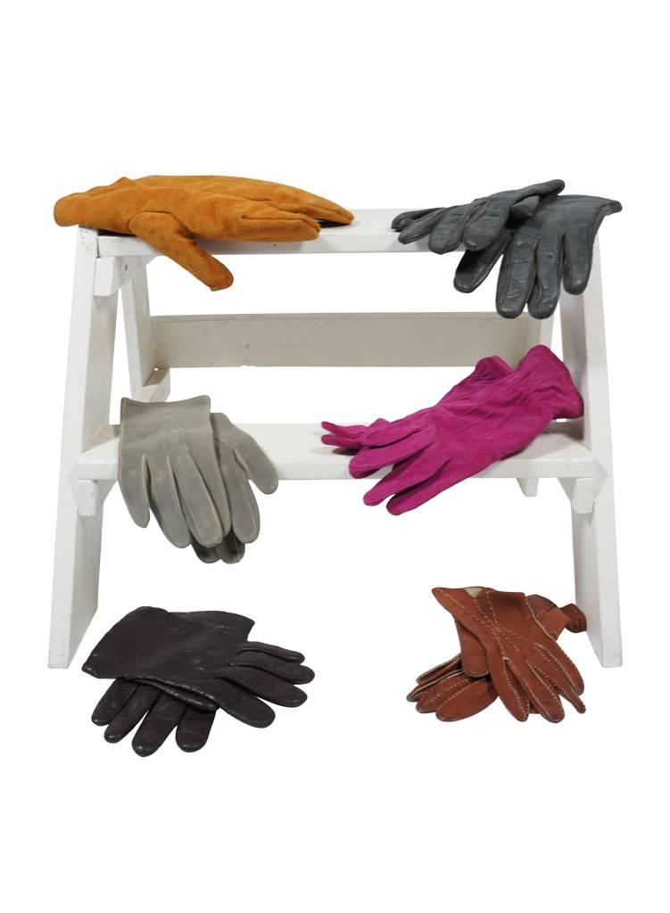 48da76925a73d Vintage Accessories: Leather Gloves - ReRags Vintage Clothing Wholesale