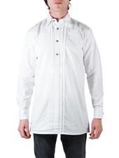 Vintage Shirts: White Tuxedo Shirts