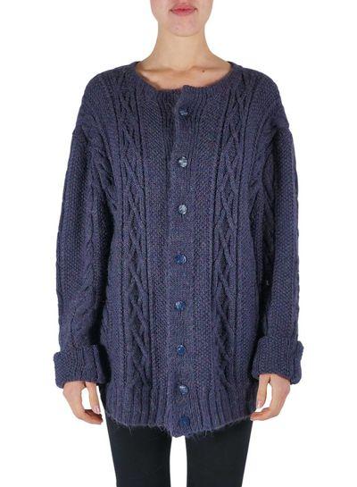 Vintage Knitwear: Heavy Knitted Cardigans / Sweaters
