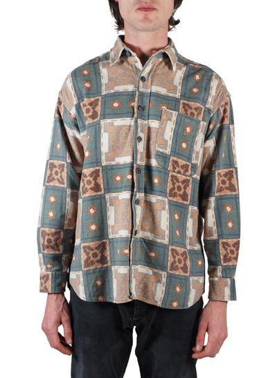 Vintage Shirts: 90's Flannel Shirts