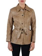 Vintage Jackets: 70's Napa Leather Jackets Ladies
