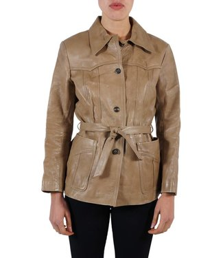 Vintage Jackets: 70's Napa Leather Jackets Ladies