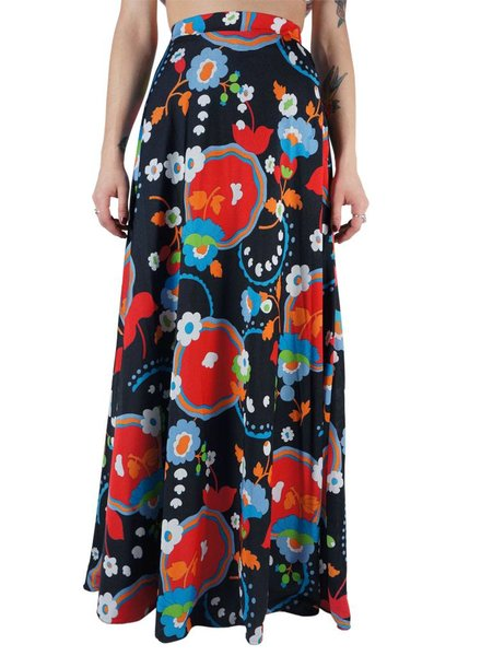 Vintage Skirts: 60's & 70's Skirts Maxi