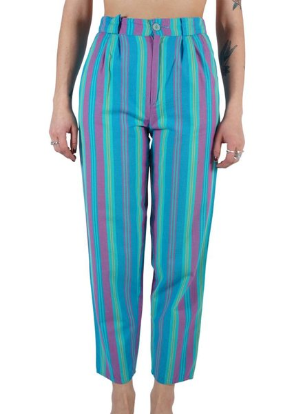 Pantalons Vintage: Pantalons d'Été 80's