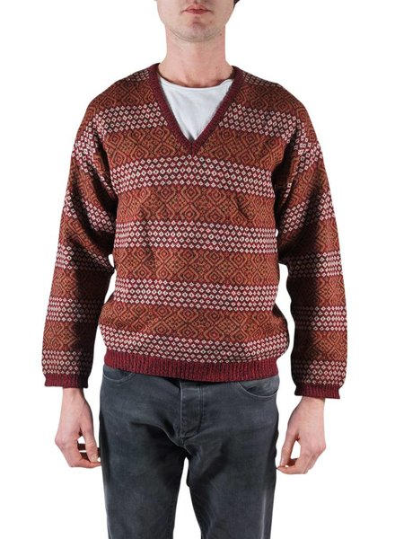 Vintage Knitwear: V-Neck Jumpers