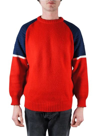 Vintage Knitwear: Ski Jumpers