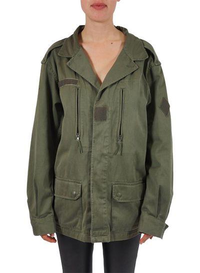 Vintage Jackets: Camouflage Jackets