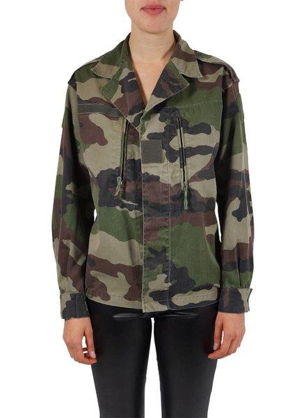 Vestes Vintage: Vestes de Camouflage