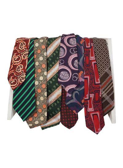 Vintage Scarves: 70's Tie's
