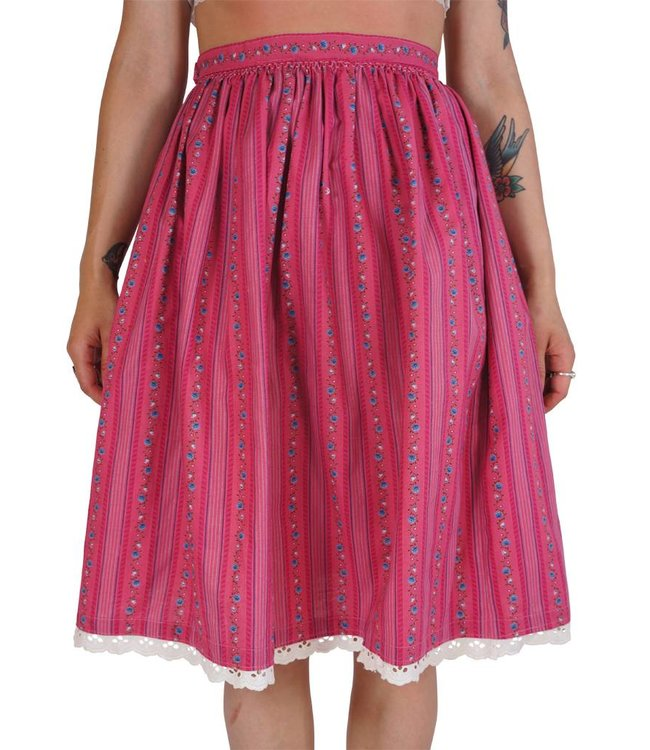 Vintage Skirts: Tyrolean Skirts