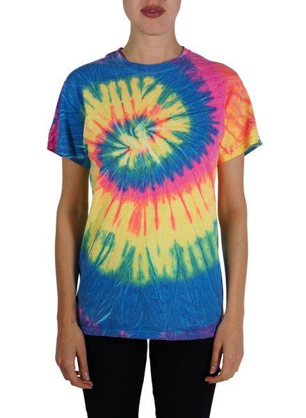 Chemises Vintage: Chemises Tie-Dye