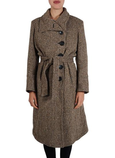 Vintage Coats: 90's Wool Coats Ladies