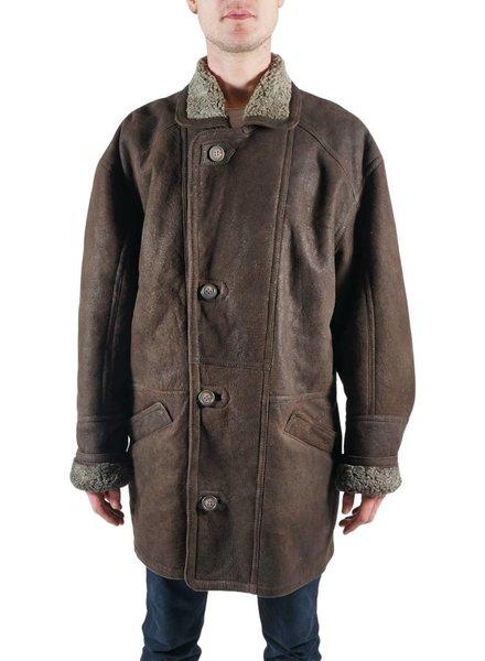 Manteaux Vintage: Manteaux en Peau de Mouton Deuxième Choix