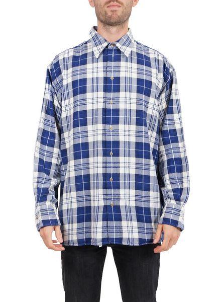 Chemises Vintage: Chemises en Flanelle avec Doublure