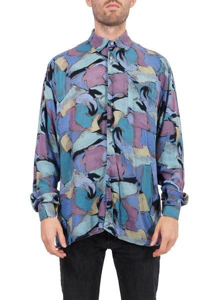 Chemises Vintage: Mélange de Chemises Hommes - Deuxième Qualité