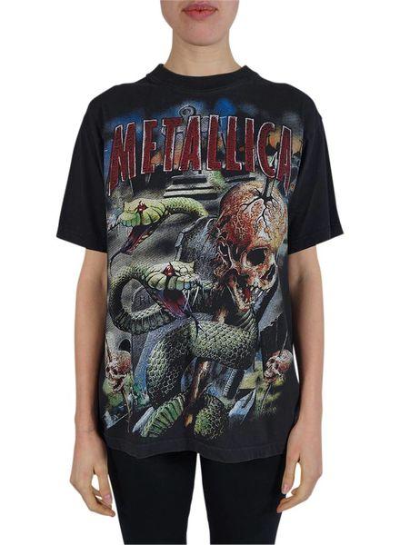 Hauts Vintage: Film / Rock T-Shirts