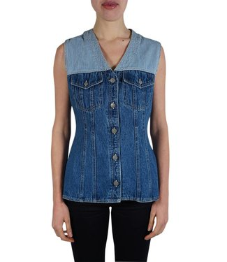 Vintage Tops: Vests Ladies