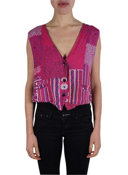 Vintage Tops: Vests Ladies