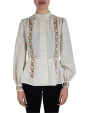 Vintage Tops: Embroidery Blouses