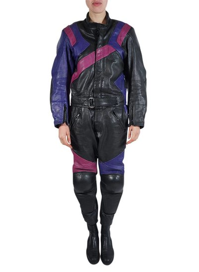 Vintage Sets & Suits: Motorcycle Suits