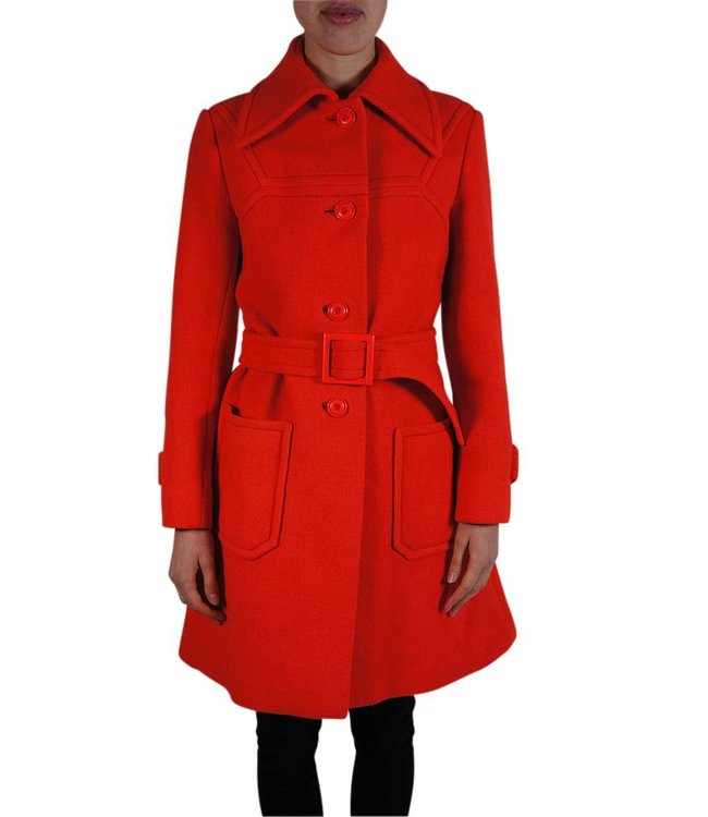 Vintage Coats: 70's Wool Coats Ladies