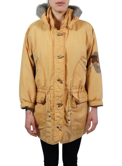 Vintage Coats: 90's Ladies Parka's