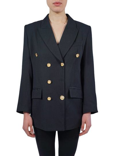 Vintage Jackets: Double Breasted Ladies Jackets