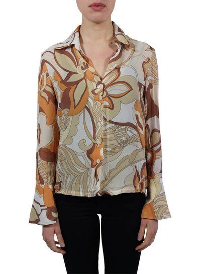 Chemises Vintage: Chemises Modernes 70's