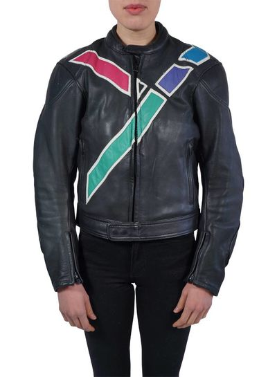 Vintage Jackets: Leather Motor Jackets Armored