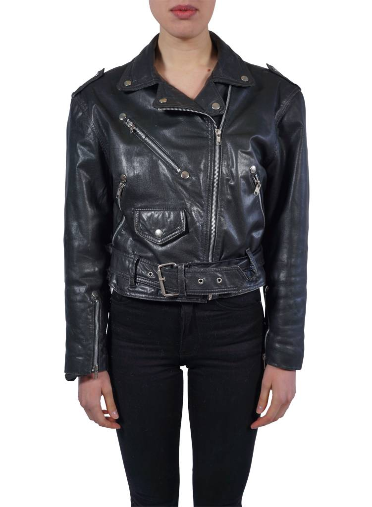 49318bba33 Vintage Jackets  Perfecto Leather Jackets - ReRags Vintage Clothing  Wholesale