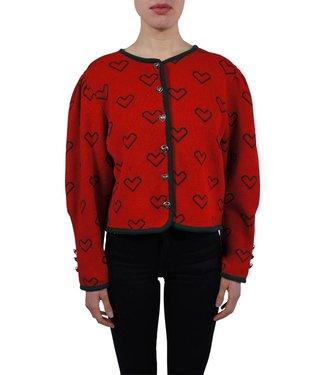 Vintage Knitwear: Tyrolean Lady Cardigans / Sweaters