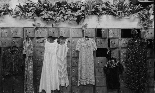 Vêtements Vintage pour Femmes
