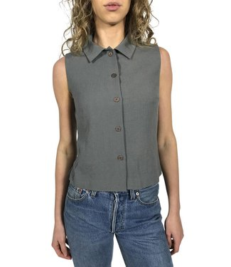 Vintage Tops: Sleeveless Blouses