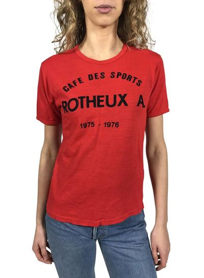 Vintage Tops: 70's T-Shirts