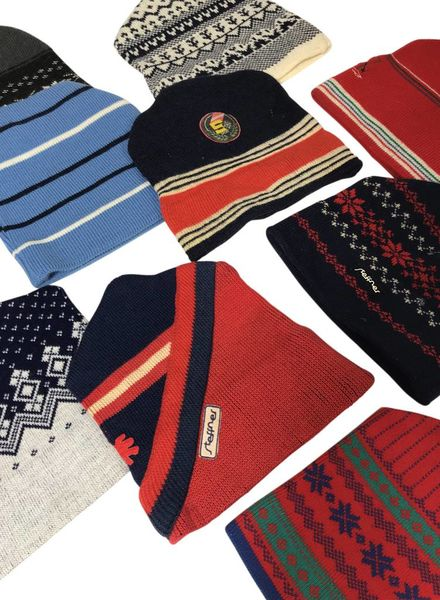 Vintage Accessories: Ski Hats