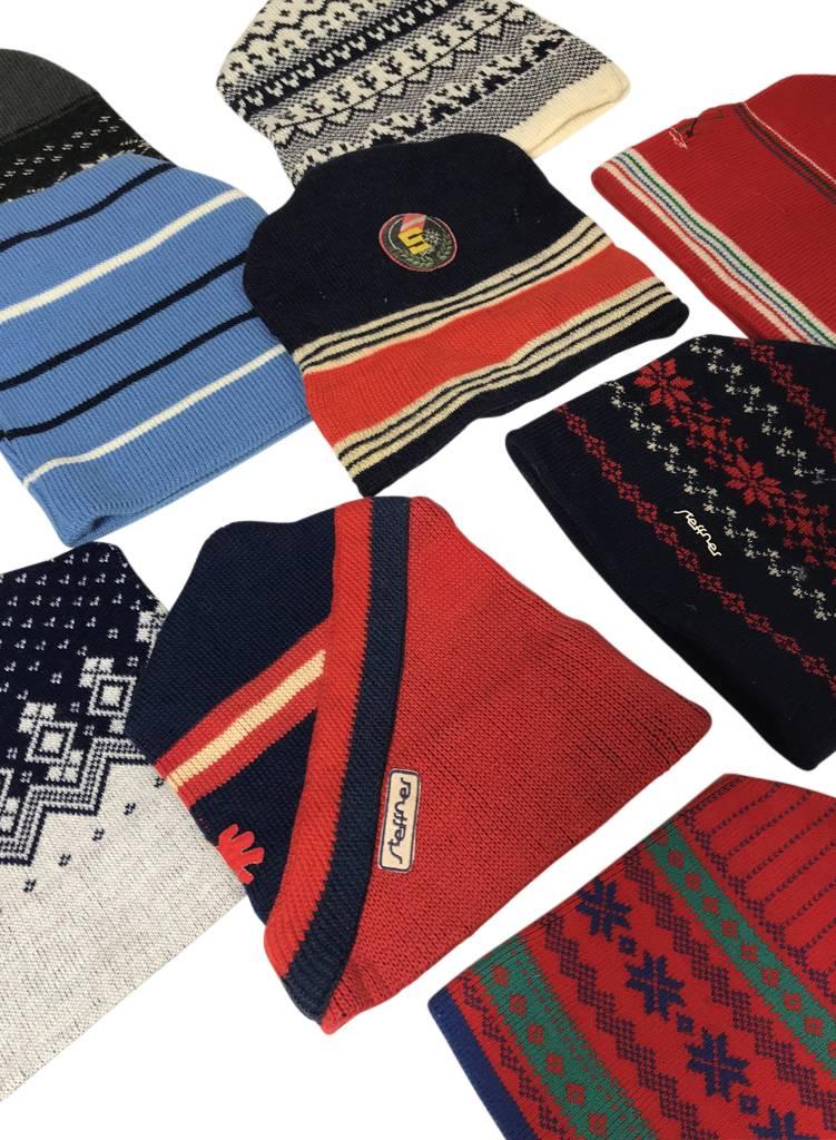 d062c69cb517d Vintage Accessories: Ski Hats - ReRags Vintage Clothing Wholesale