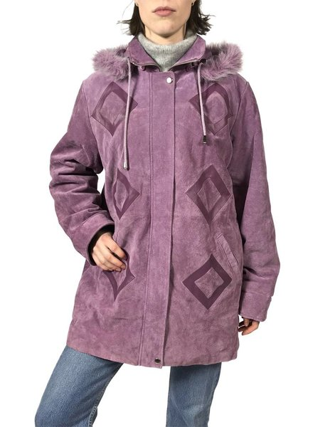 Vintage Coat: Sheepskin Coats Modern
