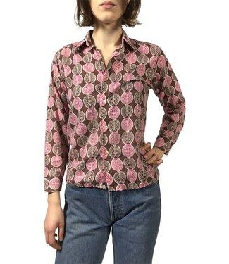 Hauts Vintage: Chemises 60's & 70's