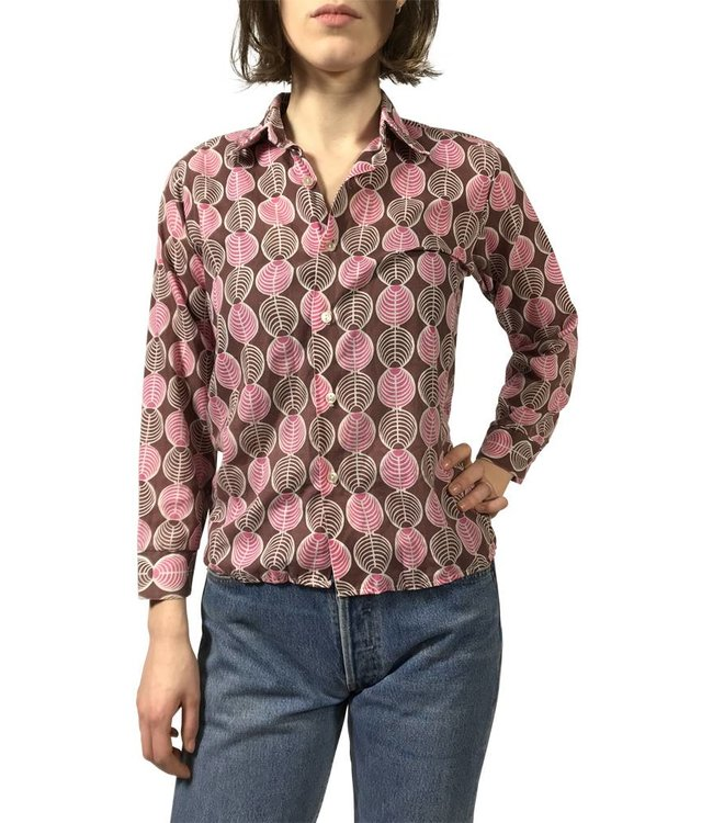 Vintage Tops: 60's & 70's Blouses