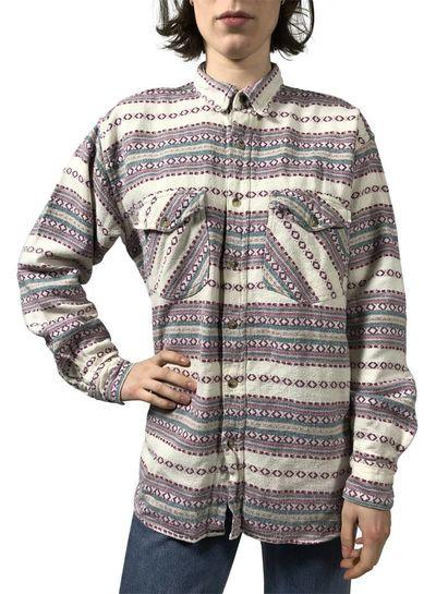 Chemises Vintage: Chemises Flanelle 90's