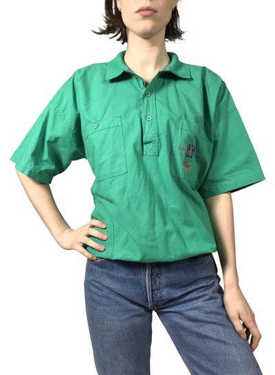 Chemises Vintage: 90's Chemises Polo