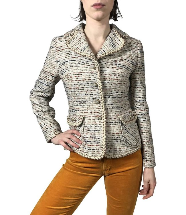 Vestes Vintage: Vestes Chanel Look