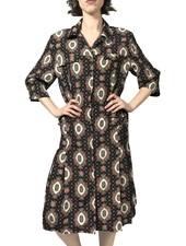 Robes Vintage: Robes d'Hiver 80's