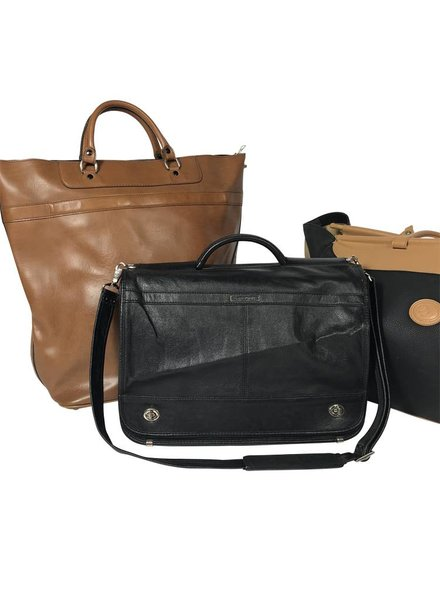 Vintage Bags: Travel & Office Bag Mix